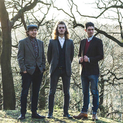 Folk Trio The Tenmours will be appearing at Leyburn Arts Centre | DL8 5DL