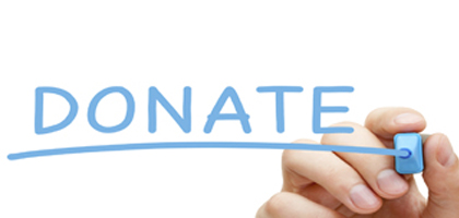 How you can help - donations and sponsporship