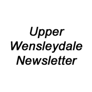 Upper Wensleydale Newsletter