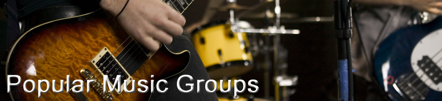 Popular Music Groups