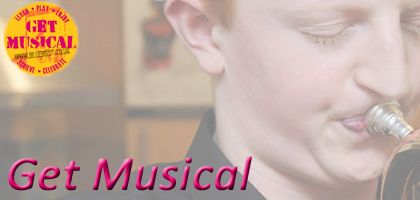 Get Musical Workshops for all ages. Register Your Interest Today!