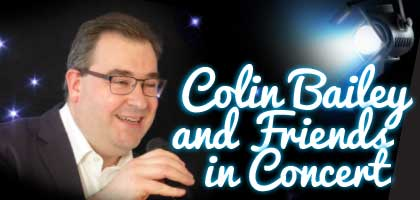 Colin Bailey and Friends In Concert